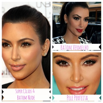As Makes da Kim Kardashian