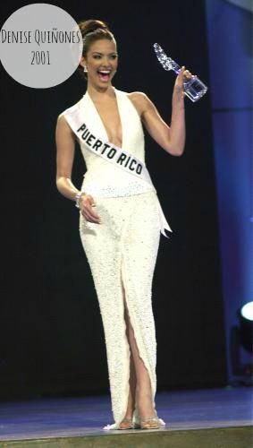 Miss 2001
