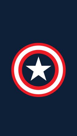 Plano de fundo para celular - Capitão América