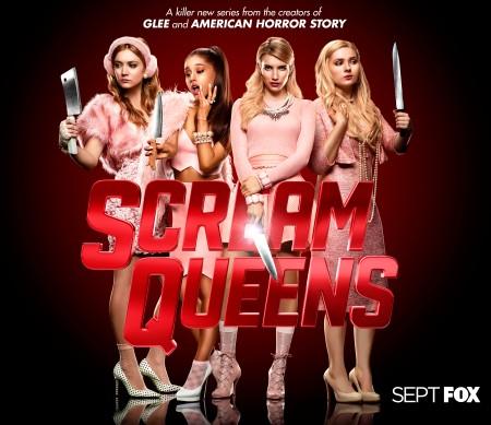 Você precisa conhecer essa série: Sream Queens