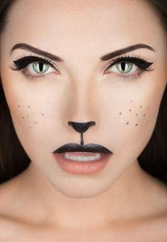 beleza_maquiagem_carnaval_gatinha