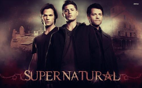 Minha série favorita SUPERNATURAL